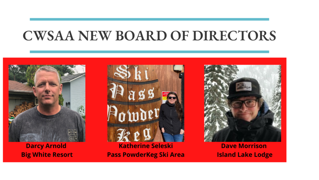 Read more on CWSAA New Board of Directors
